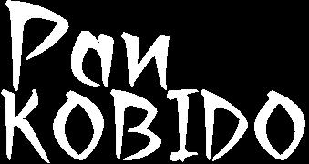 pan kobido logo biale